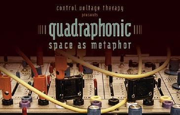 Quadraphonic: Easels in Space Nov. 7 2014
